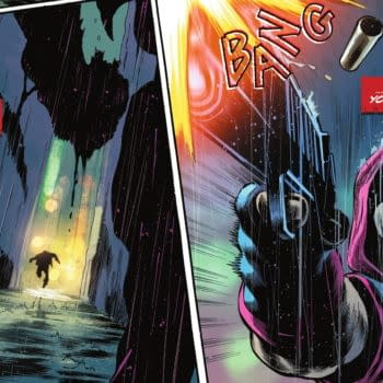 Jason Todd, Red Hood, Crosses The Line in Batman: Urban Legends #1