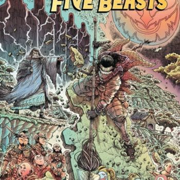 Orphan and the Five Beasts Is a Psychedelic Kung Fu Fever Dream