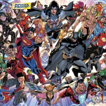Infinite Frontier #1 To #6 – DC Comics' Summer Event For 2021