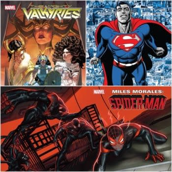 Ch-Ch-Changes Marvel And DC Comics