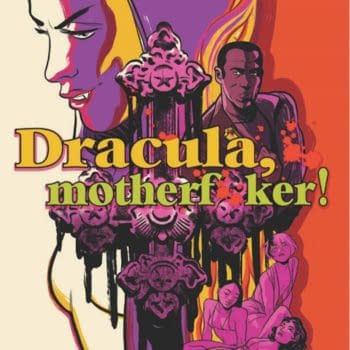 Printwatch: Dracula, Motherf**ker Graphic Novel Gets A Second Printing