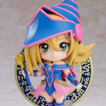 Good Smile Summons Dark Magician Girl With New Yu-Gi-Oh Nendoroid