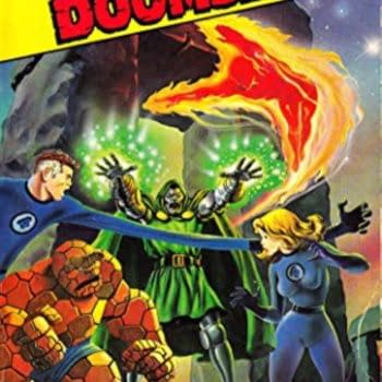 Marvel To Publish Audio Version of Fantastic Four Novel From 1979