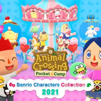 Sanrio Is Coming To Visit Animal Crossing: Pocket Camp