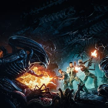 Cold Iron Studios Officially Announces Aliens: Fireteam