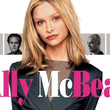 Ally McBeal Revival Being Discussed With Calista Flockheart Returning