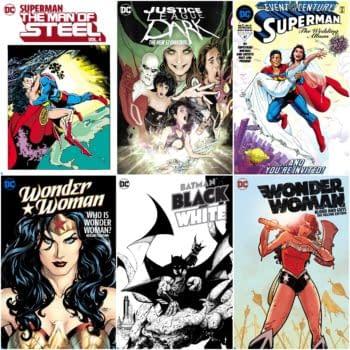 Justice League Dark Omnibus, More Deluxe & Big Books From DC Comics