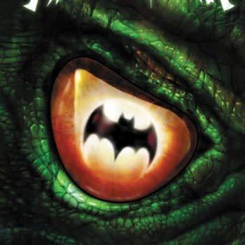 Garth Ennis & Liam Sharp Batman/Killer Croc Comic From DC Black Label