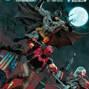 The cover to Batman: Urban Legends #4