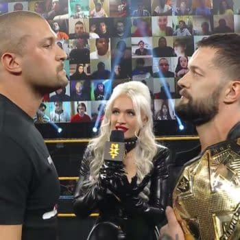 NXT Recap - Karrion Kross and Finn Balor: Tag-Team Champions?