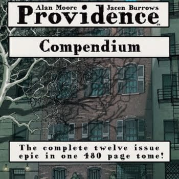 Alan Moore & Jacen Burrows' Providence Compendium From Avatar In June