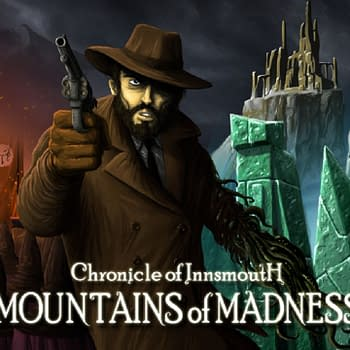 Chronicle Of Innsmouth: Mountains Of Madness Announced