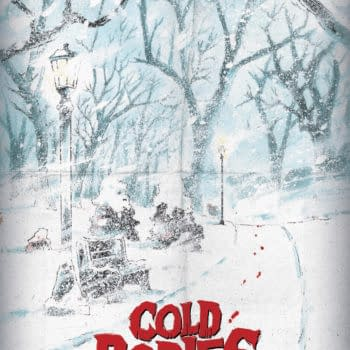 Magdalene Visaggio and Andrea Mutti Bring Cold Bodies to Dark Horse
