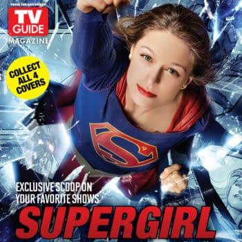 Comic Con Special 2015 #1 Supergirl Cover