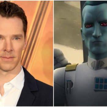 The Mandalorian: Why Actor Benedict Cumberbatch Passed on Thrawn