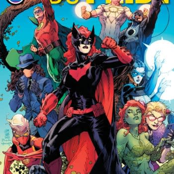 The cover to DC Pride #1