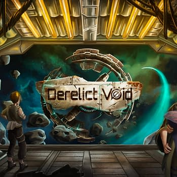 Derelict Void Receives A New Trailer Ahead Of Release