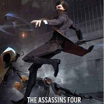 Dishonored Tabletop RPG Adds The Assassins Four Adventure