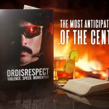 Dr Disrespect Announces A New Book Coming Out