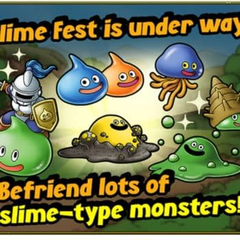 Dragon Quest Tact Launches The Slime Fest Event