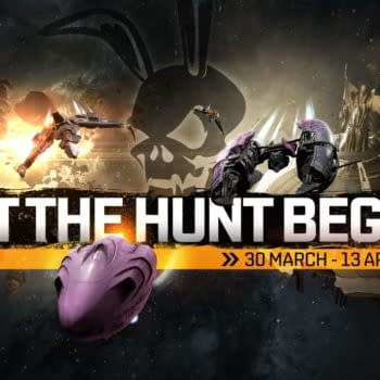 The Hunt Has Returned To EVE Online For April Fool's Day
