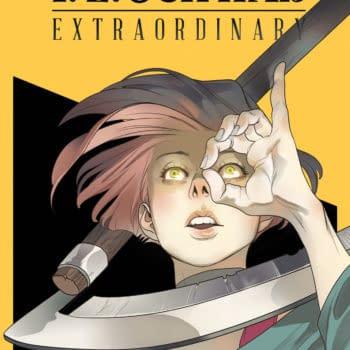 V.E.Schwab's Extraordinary Launches In Titan Comics June 2021 Solicits