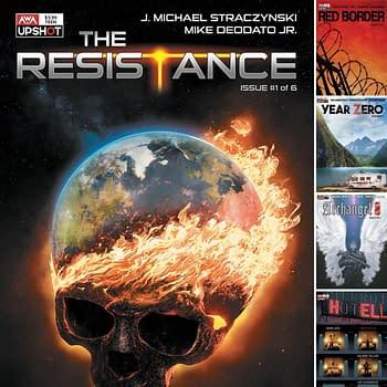 AWA Studios Comics Now Available to Read on Demand on GlobalComix