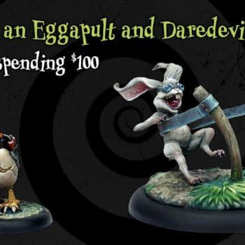 "Wyrd Miniatures Offers Serious Goodies At ""Easter Extravaganza"""