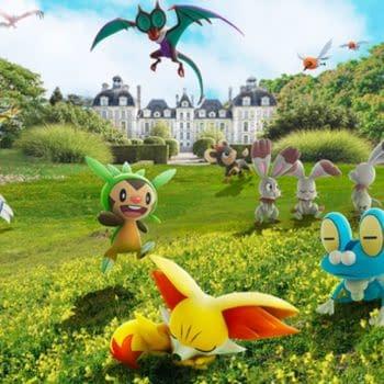 New Pokémon Will Debut in Pokémon GO This April