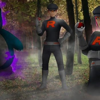 Today is the First Team GO Rocket Hour in Pokémon GO