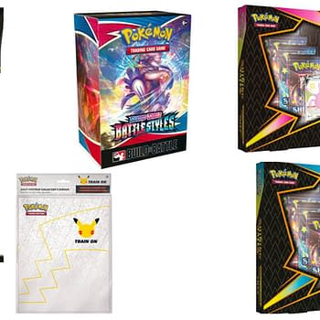 Pokémon TCG Drops New Shining Fates &#038 First Partner Packs Tomorrow