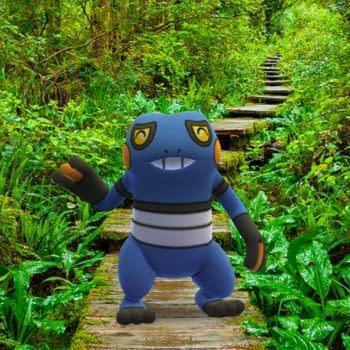 Pokémon GO Launches Team GO Rocket Event April 1st