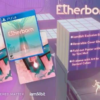 Iam8bit Will Be Releasing A Special Edition Of Etherborn
