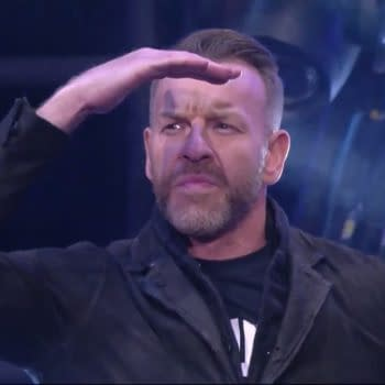 Christian debuted at AEW Revolution