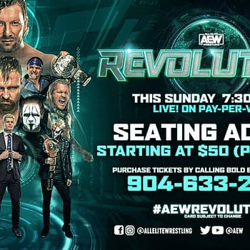 AEW Revolution PPV to Spread Virally with Live Theatrical Showings