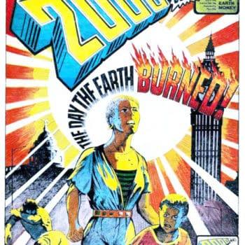 Comic Creators React To DC Comics And Their NFT Plans