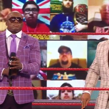 Bobby Lashley and MVP are the best dressed Superstars on WWE Raw