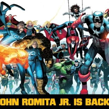 John Romita Jr Returns To Marvel From DC Comics