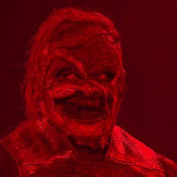 The Fiend is looking fresh on WWE Raw