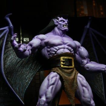 The Gargoyles Awaken As NECA Reveals First-Look At Goliath Figure