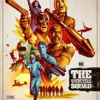 New Poster for The Suicide Squad Ahead of the Trailer Drop Tomorrow