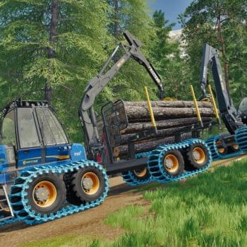 Farming Simulator 19 Expands Forestry With The New Rottne DLC