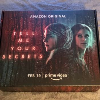 Amazon's Tell Me Your Secrets Gave Us A Mystery Promotional Package