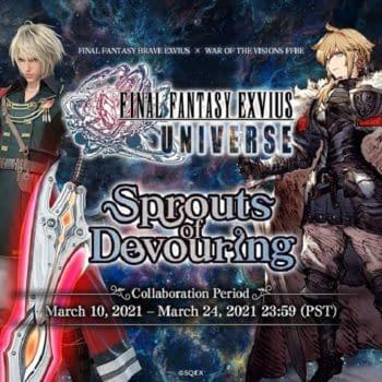 Square Enix Reveals Final Fantasy Exvius Universe Event