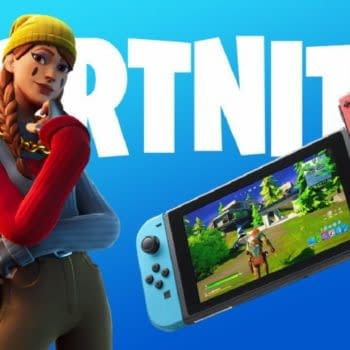 Fortnite Gets A Visual Boost On Nintendo Switch & More