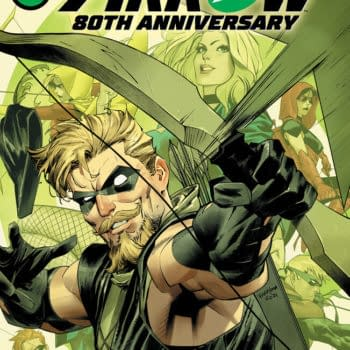 The cover to Green Arrow 80th Anniversary Super Spectacular #1 - $9.99 cheap!