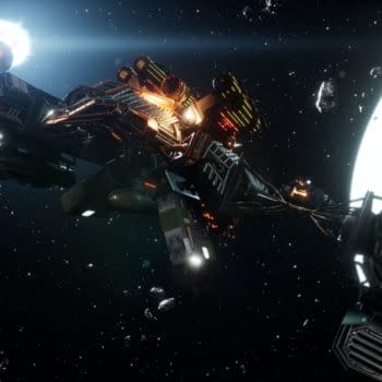 Merge Games Is Brining Haunted Space To PC & Next-Gen Consoles