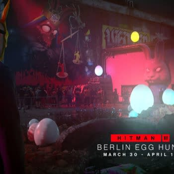 IO Interactive Shows Off The March Roadmap For Hitman 3