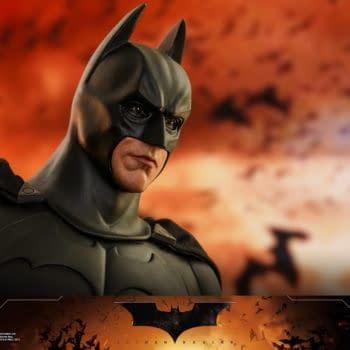 Batman Returns to 2005 As Hot Toys Debuts New Batman Begin Figure