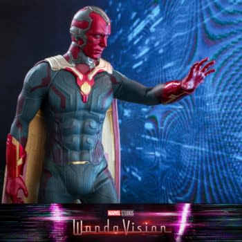 The Vision Searches For Truth With New Hot Toys WandaVision Figure